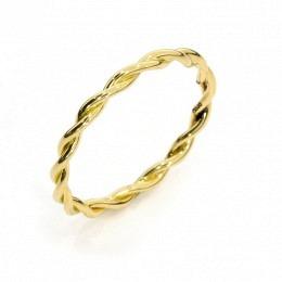 Ring Fairtrade Gelbgold